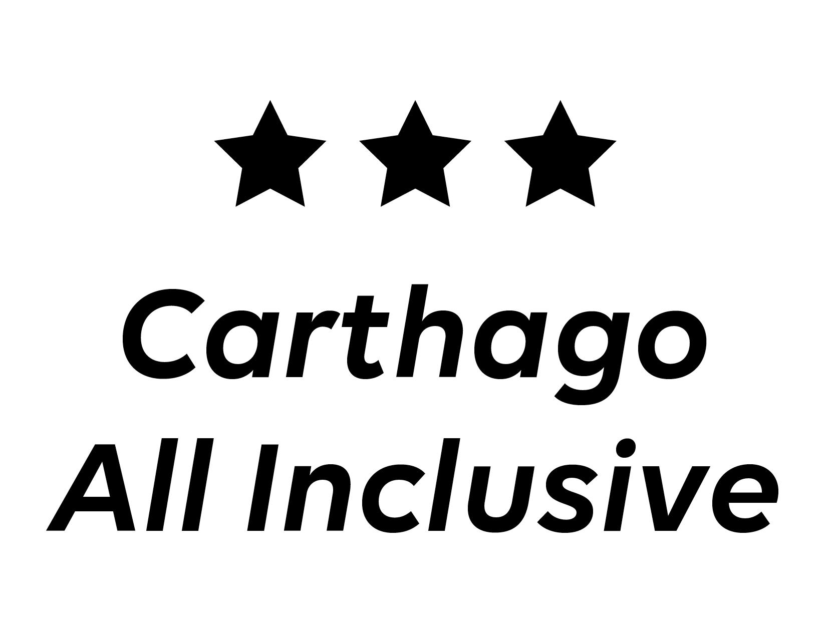 Charthagodager hos Ferda all inclusive