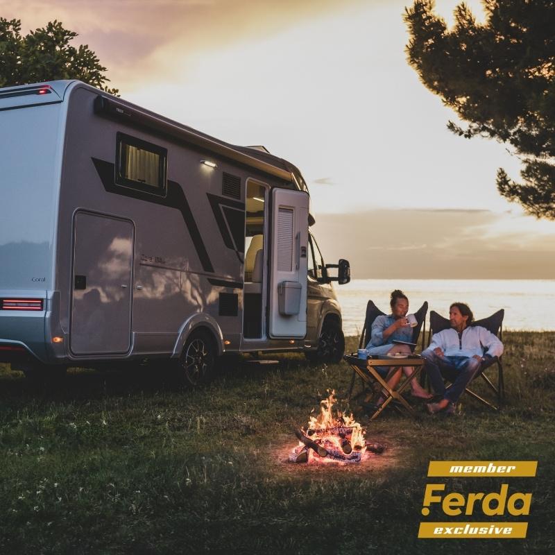 Meld deg inn i kundeklubben til Ferda, Ferda Exclusive!
